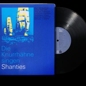 Die KNURRHÄHNE Singen Shanties – Vol. 3 (1980)