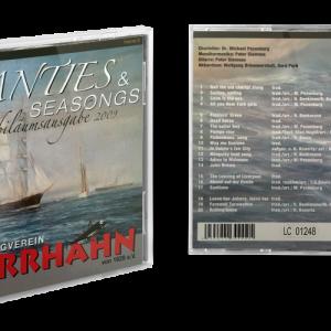 "Jubiläumsausgabe 80 Jahre ""Shanties & Seasongs"" – Vol. 8 (2009)"