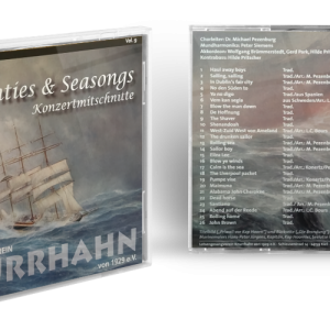 "The Best Of … ""Shanties & Seasongs"" (Konzertmitschnitte) – Vol. 9 (2014)"