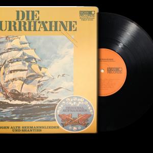 Die Knurrhähne Singen Alte Seemannslieder Und Shanties – Vol. 2 (1966)
