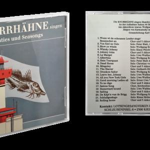 Die KNURRHÄHNE Singen Shanties Und Seasongs – Vol. 4 (1992)