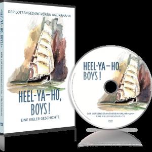 Heel-Ya-Ho, Boys! Eine Kieler Geschichte. (2019)